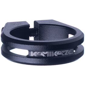 Sixpack Kamikaze Collier de selle Ø34,9mm, black